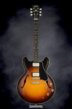 Gibson Memphis 1958 ES-335 Reissue - '58 Burst.jpg                                                                                                                                                                                 More