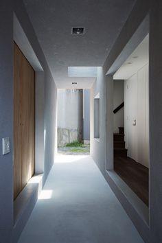 ミニマルデザインを追求した家・間取り(兵庫県明石市)   注文住宅なら建築設計事務所 フリーダムアーキテクツデザイン