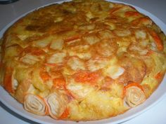 Recetas por puntos: RECETAS POR PUNTOS DE TORTILLA DE PALITOS DE CANGREJO Ww Recipes, Real Food Recipes, Salad Recipes, Yummy Food, Yummy Yummy, Tapas, Seafood Dishes, Vegan Vegetarian, Macaroni And Cheese