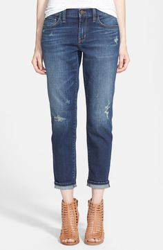 Treasure&Bond Boyfriend Jeans (Medium Wash); $88 at nordstrom.com  Read more: http://stylecaster.com/best-jeans-for-women-of-all-sizes/#ixzz3jSeDB5sw