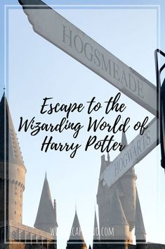 The Wizarding World of Harry Potter at Orlando Studios, Florida is so much fun! You become apart of the movie and experience the real Wizarding World! #HarryPotter #WizardingWorldofHarryPotter