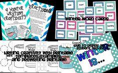 A Winter Writing Craftivity (Grade 2)