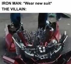 Funny Marvel Memes, Dc Memes, Marvel Jokes, Avengers Memes, Crazy Funny Memes, Really Funny Memes, Funny Relatable Memes, Funny Jokes, Funny Vid