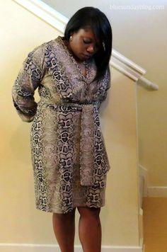 Vogue 8825 - read more on my blog:  http://bluesundayblog.com/2014/11/07/vogue-8825-the-wrap-dress/