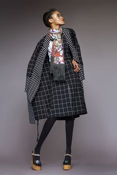 Duro Olowu Fall 2015 Ready-to-Wear Fashion Show