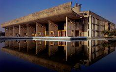 Laboratoire Urbanisme Insurrectionnel: Chandigarh : d'une utopie sociale et architecturale