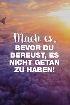 Sprüche/ Zitate/ Quotes/ Motivation/ The post Visual Statements®️️️️️️️️️️️️️ Mach es, bevor du ber& appeared first on Trendy. Apple Tumblr, Motivational Quotes, Inspirational Quotes, German Quotes, Unique Quotes, Son Luna, Visual Statements, Miranda Lambert, Health Quotes