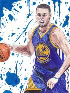 STEPHEN CURRY Unanimous MVP Chef Curry Poster Photo Painting on CANVAS Wall Art