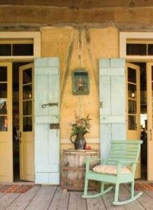 Be inspired by the nostalgic restoration of Maison Madeline, a gorgeous French-Creole cottage. Creole Cottage, Cottage Style, Southern Cottage Homes, Cottage Farmhouse, French Cottage, Cottage Living, Southern Charm, Country Living, French Creole