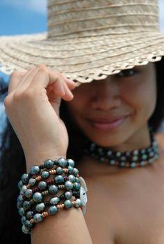 Tahitian Pearls By Coco Blanc