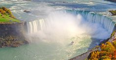 Funded by the State horticulture department, the Mini-Niagara falls will replicate the famous horseshoe falls with a height of 25 feet and a width of 120 feet.   The report says that the budget for the constructions is ₹2.7 crores.