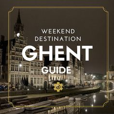 Yes, you can admit it, the first places coming to mindwhen thinking about visiting Belgium are Brussels, since it's the capital after all, Bruges, since this is Belgium city-tourism condensed into a medieval centre hard…