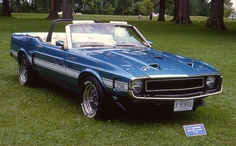 1969 Shelby Mustang GT500 convertible..Re-pin...Brought to you by #HouseofInsurance for #AutoHomeInsurance #EugeneSpringfieldOregon