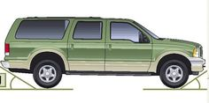 ford excursion blueprints - Google Search