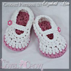 Looking for crocheting project inspiration? Check out Booties made with Bulky Yarn by member ebethalan.