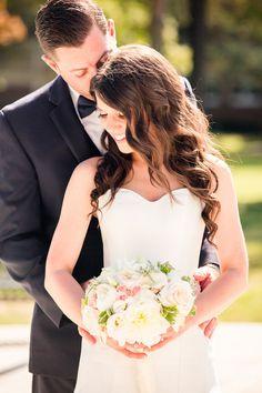 Bride and Groom Portrait | Photo By Idalia Photography