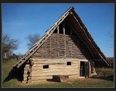 Výsledek obrázku pro archeoskanzen Cabin, House Styles, Building, Home Decor, Homemade Home Decor, Buildings, Interior Design, Cottage, Home Interiors