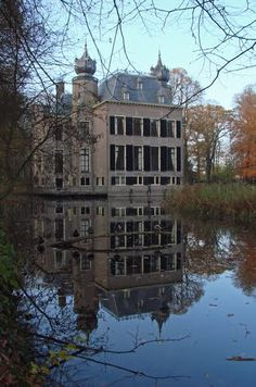 Kasteel Oud-Poelgeest, Oegstgeest, The Netherlands; by Carel van der Lippe; Selected for Google Earth [?] - ID: 44006827;