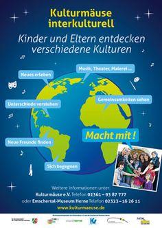 Kulturmäuse Interkulturell | Kulturmäuse – Kinder erleben Kultur