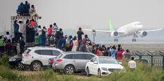 Належна Китаю компанія Comac заявила, що з 2021 року почне поставляти літаки власного виробництва на ринки Азії та Африки. Раніше державна компанія представила модель вузькофюзеляжного літака C919. Перед продажем він повинен пройти ряд сертифікацій, пише Bloomberg.     Пе