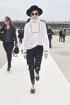 10 Best Dressed: Cara Delevingne || Week of March 16, 2015 – Vogue