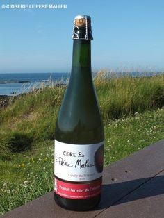 Cidre Cotentin Le Père Mahieu -cuvée Triquart