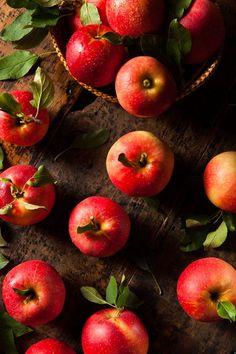 Raw Organic Red Gala Apples by Brent Hofacker on 500px