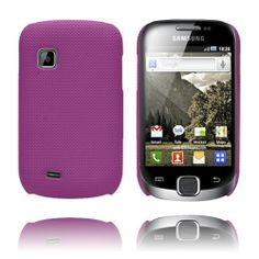 SuperGrip (Lila) Samsung Galaxy Fit Skal