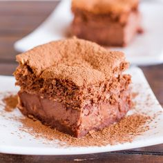 Chocolate Magic Cake | Jo Cooks