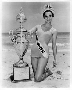 BEAUTY Incorporated: 1964 Miss Universe: Corinna Tsopei of Greece
