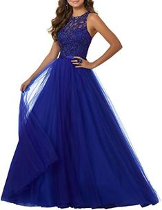 Looking for Promworld Women's Elegant Lace Evening Dress Long Prom Dress Evening Gowns Women ? Check out our picks for the Promworld Women's Elegant Lace Evening Dress Long Prom Dress Evening Gowns Women from the popular stores - all in one. Tulle Prom Dress, Formal Evening Dresses, Evening Gowns, Prom Dresses, Evening Party, A Line Dress Formal, Dress Long, Party Gowns Online, Chic Outfits