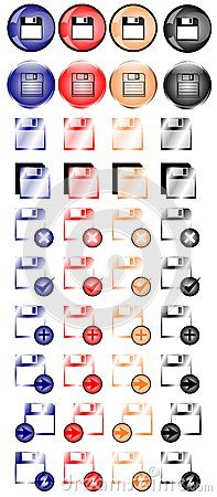 Download Floppy Disk Icons Stock Photography for free or as low as 0.16 €. New users enjoy 60% OFF. 19,465,141 high-resolution stock photos and vector illustrations. Image: 32347292