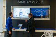 Une expérience d'achat digitale et interactive dans les magasins TWC