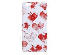 Cover 3D iPhone 6 Plus Heart spots