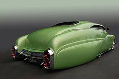 1950 Mercury Custom(rear)