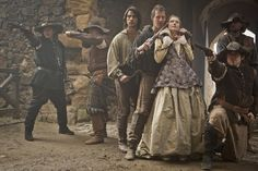 The Musketeers' second episode is all about the art of deception. Description from metro.co.uk. I searched for this on bing.com/images