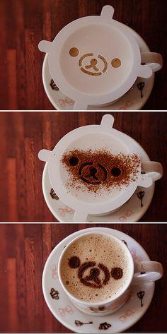 rilakkuma coffee