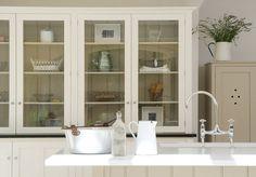 Counter top cupboards