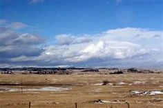 What you don't see is the wind....lots and lots of it. Home for six windswept, messy hair, years.  Cheyenne, Wyoming