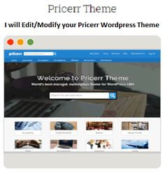 I will modify your Wordpress Pricerr theme functions, styling, CSS, HTML, PHP and Hitch Mount Bike Rack, Freelance Marketplace, Barbacoa, House Chores, Solid Wood Flooring, Coconut Health Benefits, Custom Made Furniture, Website Themes, African Print Fashion