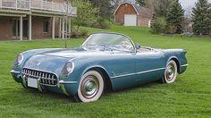 1954 Chevrolet Corvette Roadster Rare Color presented as lot S112.1 at Harrisburg, PA 2015 - image1