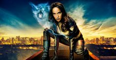 """WATCH: Vixen Makes Her Debut in New """"Arrow"""" Trailer for """"Taken""""  - When Damein Darhk puts Oliver and Felicity in a compromising position, the team must call on the super powered hero Mari McCabe/Vixen to help."""