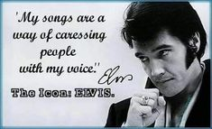 Elvis Presley Quotes, Elvis Quotes, Elvis Presley Pictures, Elvis Presley Family, Cute Meaningful Quotes, King Of Music, George Clooney, Graceland, Me Me Me Song
