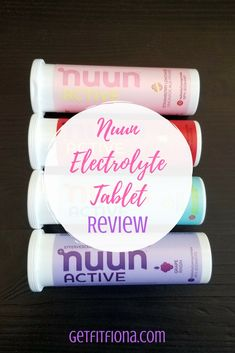 My thoughts on Nuun Electrolyte Tablets - specifically the flavors in the juice box flavor pack. Over all I think they worked really well at replenishing my electrolytes, though the bubbles took a little getting used to. Tablet Reviews, New Tablets, Active, Workout Gear, Workouts, Fitness Gear, Fitness Tips, Bubbles, About Me Blog