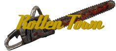 Rottentown logo Free Images, Survival, Logos, Logo