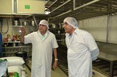 Dr. S. Nagraj Rao from pittsburgh visits Annamrita