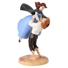 Or.... Belle and Beast as Prince Figurine