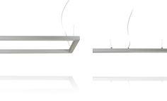 Lineal, luminaria de superficie de Nexia Iluminación