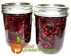 Food Preserving: Tamarillo Jam