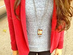 STYLE ADVICE OF THE WEEK: Layering For Length